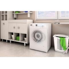 Capa para máquina de lavar roupas de abertura frontal 10,50 a 13kg