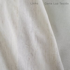 Cortina Blackout Com Linho Ravena Bella Janela 4,20 x 2,50m
