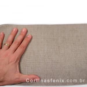Tecido Linho Gold Fendi Largura 2,95m