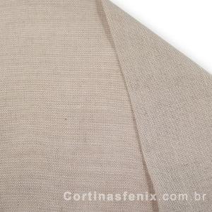 Tecido Linho Avallon Fendi Claro Largura 2,80m