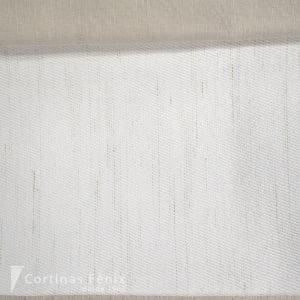 Tecido Linho Macedônia Branco L 3,00m