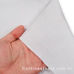 Tecido Gorgurão Genova 3,00m de largura - Branco ou Palha