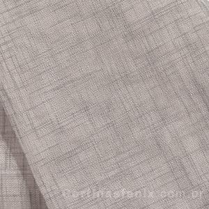 Tecido Voil Cross Prata Largura 3,00m